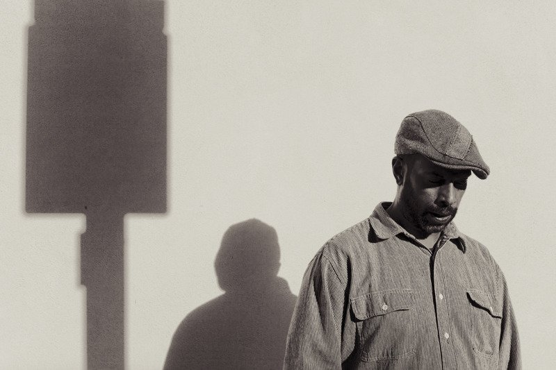 Theo Parrish by Violette Esmerald